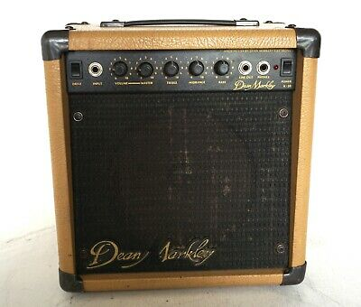 $ CDN119.97 • Buy Vintage Dean Markley Electronics K 20 Guitar Power Amp USA Made