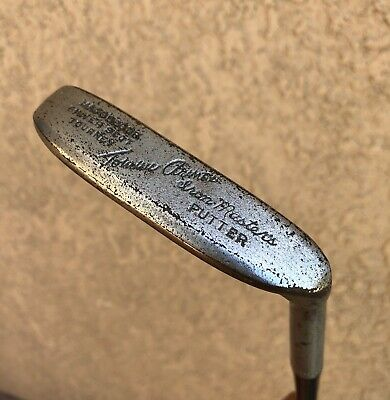 $4200 • Buy Babe Zaharias Personally Used MacGregor Tommy Armour Iron Master Putter