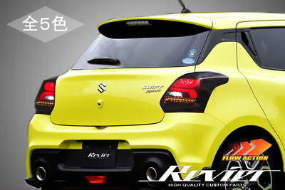 AU572.20 • Buy Suzuki Swift Sport (ZC33S) LED Tail Lamp Sequential Turn Signal Type With 5color