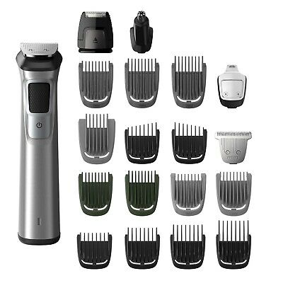 AU159.99 • Buy Philips Norelco Multigroom 23-in-1 Head To Toe Trimmer MG7790 OPEN BOX