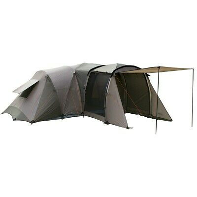 AU369.95 • Buy Roman Explorer 9 Extended Tent Family Dome Camping Tent