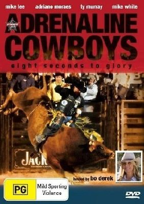 AU38.88 • Buy Adrenaline Cowboys - 8 Seconds To Glory (DVD, 2006)--