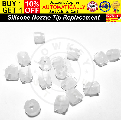 AU4.99 • Buy Replacement Silicone Air Nozzle Tip For G36C GJ M24/AWM/98k Gel Blaster Parts