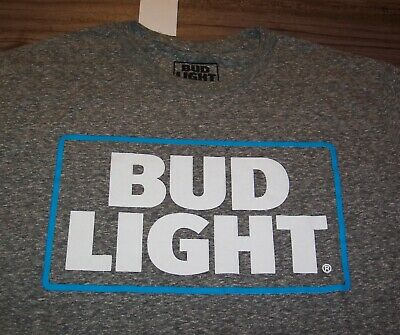 $ CDN26.82 • Buy VINTAGE STYLE BUD LIGHT BEER T-shirt SMALL NEW W/ TAG Budweiser Anheuser Busch