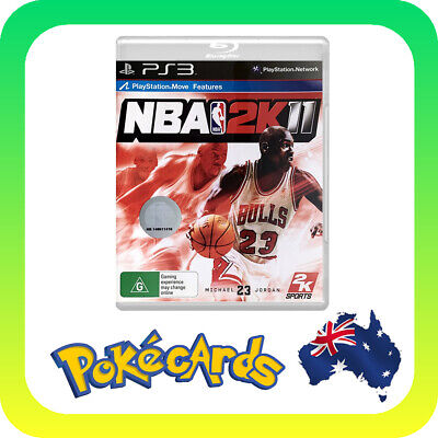 AU9.88 • Buy NBA 2K11 (PlayStation 3 PS3)