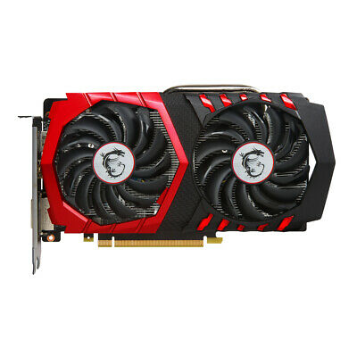 $ CDN263.12 • Buy Msi Computer G1050tgx4 Nvidia Geforce Gtx 1050 Ti Pci Express 3.0 X16 4 Gb