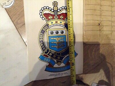 £5 • Buy Royal Army Ordnance Corps Landrover Sticker