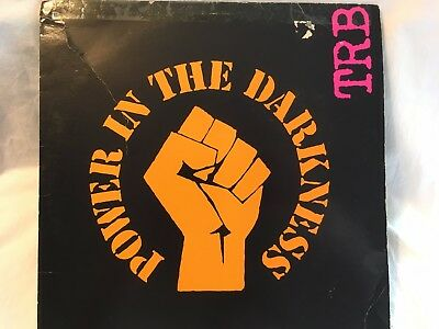 £4.36 • Buy Power In The Darkness TRB LP 33 1/3 RPM