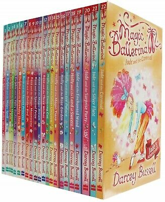 £21.49 • Buy Magic Ballerina 22 Books Complete Collection Darcey Bussell - Brand New & Sealed