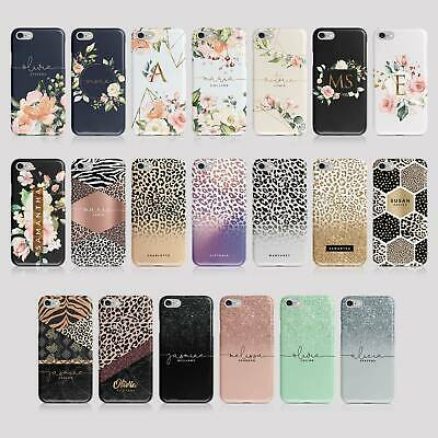$ CDN10.30 • Buy Personalised Phone Case Cover For IPhone Samsung Floral Animal Print Glitter