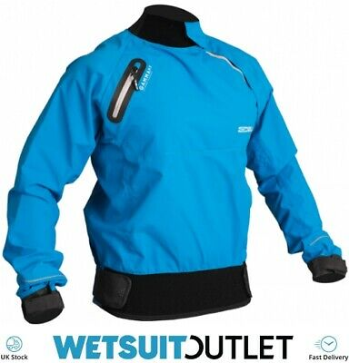 Gul Gamma HT Taped Spray Top BLUE Thermal Warm Hot Heat Layer Layers Dinghy • 106.50£