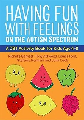 £13.91 • Buy Having Fun With Feelings On The Autism Spectrum: A CBT Activity Book For ...
