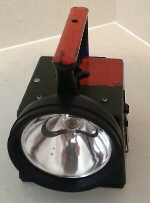 Ex Mod Railway Lamp - Army Signalling Torch - Bardic Type - Four Colour Beams T6 • 30£