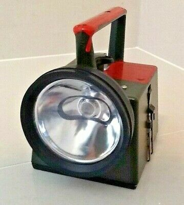 Ex Mod Railway Lamp - Army Signalling Torch - Bardic Type - Four Colour Beams T1 • 35£
