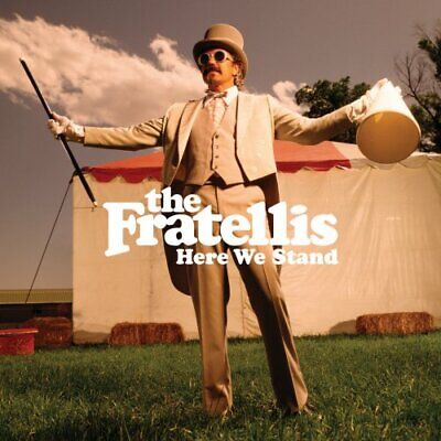 £1.79 • Buy Here We Stand - The Fratellis (CD) (2008)