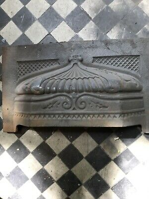 Victorian Cast Iron Style Fireplace Canopy • 65£