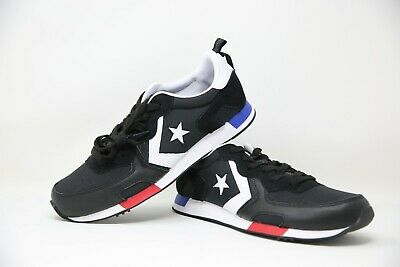 Converse Thunderbolt OX Black Shoes Trainers Size UK 8.5 EUR 43 • 75£