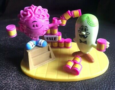 Mr Men Little Miss  ( 2008) Fisher-Price Toy Figure Set Mattel Thiop Collectible • 19.99£