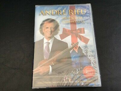 Andre Rieu - Home For Christmas (DVD) NEW • 7£
