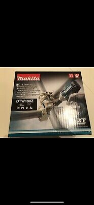 Makita DTW190Z 18v Cordless Li-Ion 1/2  Impact Wrench No Battery • 49£