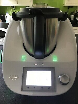 View Details Vorwerk Thermomix TM5 Food Processor, Cook Key And All Accessories, Excellent • 550.00£