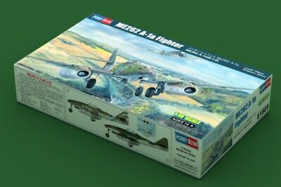 Hobbyboss 81805 1:18th Scale ME262 A-1a Fighter • 99.99£