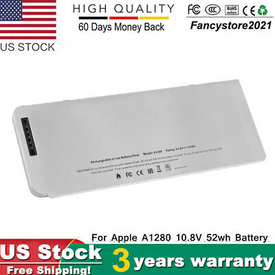 $24.99 • Buy New Battery For 13  Apple Macbook Pro Unibody A1280 A1278 2008