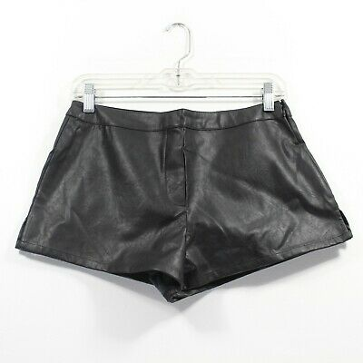 $25 • Buy Victoria's Secret Leather Shorts