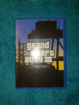 AU12 • Buy Grand Theft Auto III 3 (Sony PlayStation 2, 2003) PS2 Game PAL Open World