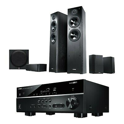 AU880 • Buy Yamaha RX - V457 Home Theatre System Including 7 Speakers