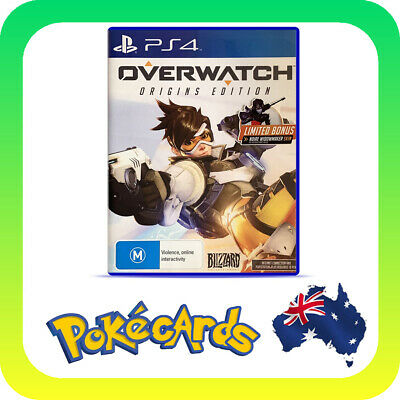AU24.88 • Buy Overwatch (PlayStation 4 PS4)