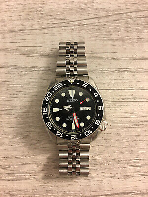$ CDN196.96 • Buy New Seiko Automatic Diver's Watch 200M W/Date Indicator
