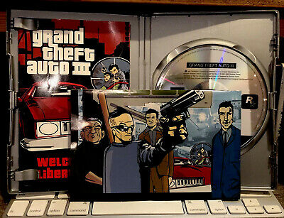 AU11.95 • Buy Grand Theft Auto 3 PS2 Very Good Cond Mint Disc With Manual& Map, Oz 🇦🇺Seller