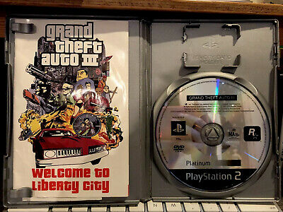 AU19.95 • Buy Grand Theft Auto 3 PS2 PAL With Manual Cleaned Tested, Free Fast Post 🇦🇺Seller