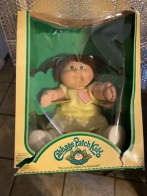 $15 • Buy 1983 Cabbage Patch Kids Doll-Dusty & Damaged Box. See Pictures