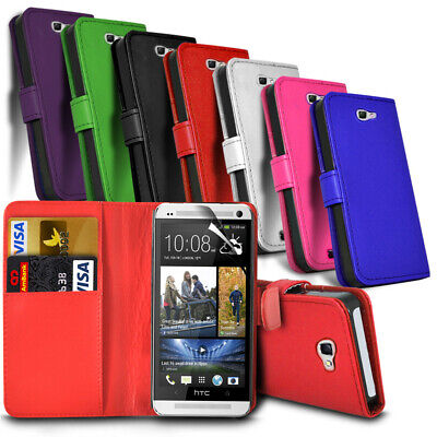 AU8.10 • Buy For Samsung Galaxy A20e (2019) Argos - Leather Wallet Card Slot Book Case Cover