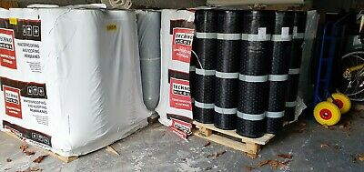 £32 • Buy Torch On Roofing Felt Mineral (Charcoal) & 2mm Underlay