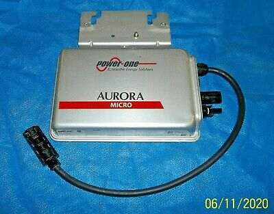 Power One Aurora Micro Inverter MICRO-0.25-I-OUTD-US-208/240 (used) • 29.37£