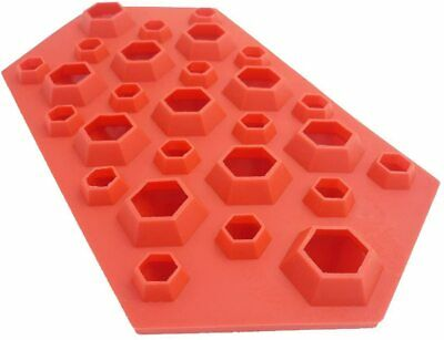Diamonds Crystals Gems Silicone Bakeware Mould Chocolate Wax Melts Candy Resin • 4.80£