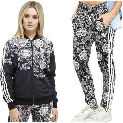 $120 • Buy Adidas Farm Floral Florido Tracksuit