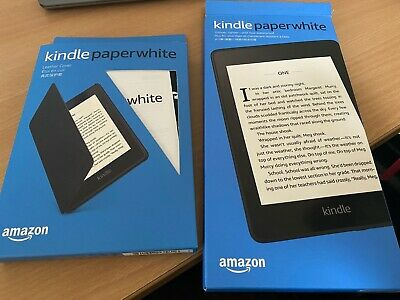 AU219 • Buy Amazon Kindle Paperwhite (2018) 8Gb WiFi - Black EReader Waterproof 10th Gen