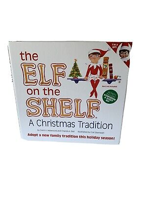 AU50 • Buy Elf On The Shelf Light Skin Girl - Excellent Used Condition