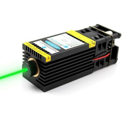 AU281.90 • Buy Oxlasers 520nm 1W Green Laser  Module With Focusable Lens For Stage Lighting