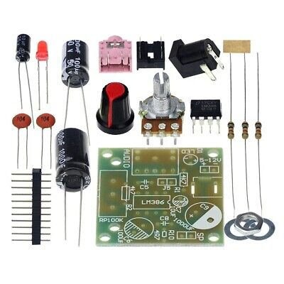 DIY Electronic Kits 5 Projects. Includes All Power Wires Needed. • 7.09£