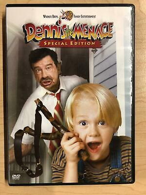 £2.55 • Buy Dennis The Menace (DVD, Special Edition, 1993) - H0214