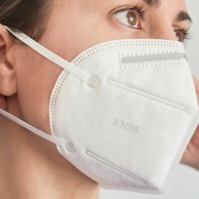 PPE FFP2 N95 Face Mask Protection Surgical / Medical Anti Bacterial Re Usable • 4.99£