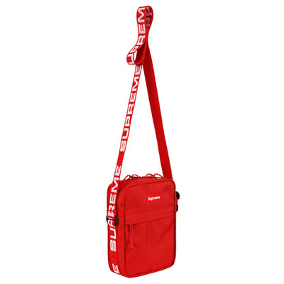 $ CDN55.29 • Buy Supreme SS18 Shoulder Bag - RED