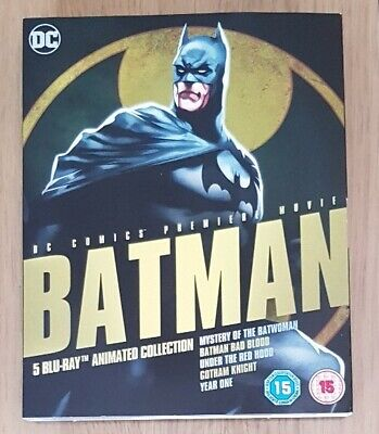 Batman: Animated Collection (Blu-ray) New/sealed  • 9.99£