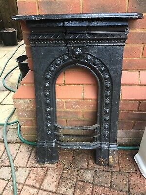 Victorian Style Metal Fire Place Surround, Small  • 9.99£