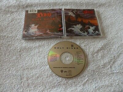 $1.50 • Buy DIO: Holy Diver CD, Heavy Metal, Hard Rock, RARE, OUT OF PRINT